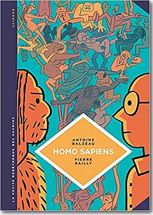 BD : La petite Bédéthèque des Savoirs - Homo Sapiens - different.land