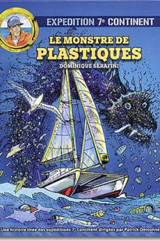 BD : Le monstre de plastiques