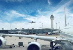 Les aéroports