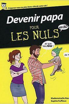 livre : Devenir Papa pour les nuls en BD