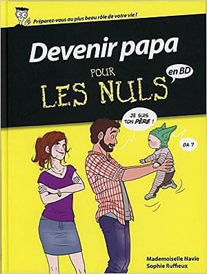 BD : devenir papa pour les nuls