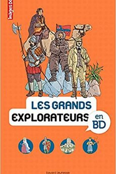 BD : Les grands explorateurs en BD