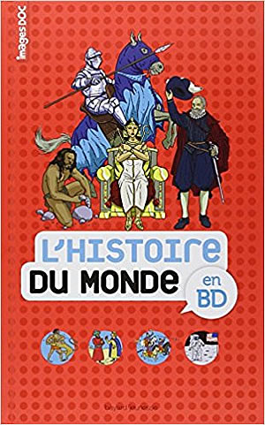 L'histoire du monde en BD - different.land
