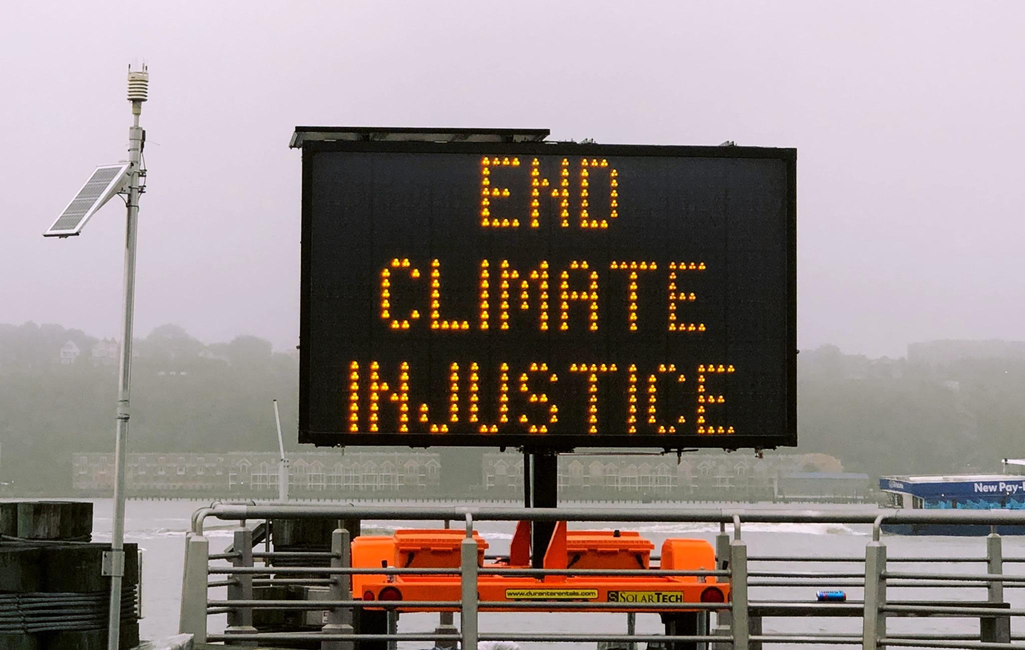 Image pour Climate Alarm : Marche mondiale pour le climat le 08 décembre