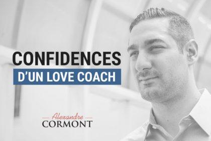 Image pour Gagne le livre «Confidences d'un Love Coach»