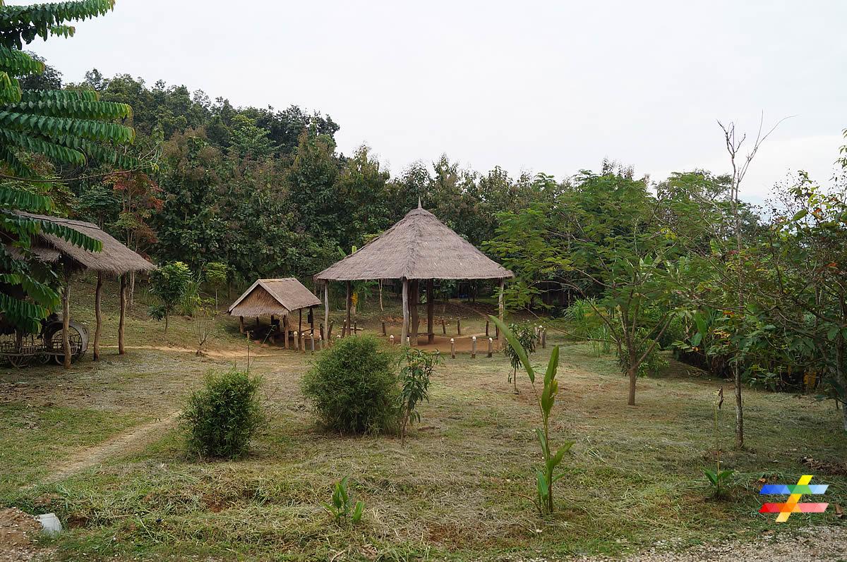 Centre de conservation des éléphants - différent.land