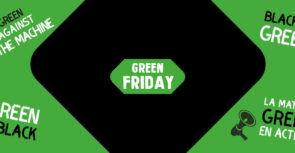Es-tu plutôt Black Friday ou Green Friday
