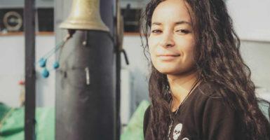 Rencontre avec Lamya Essemlali, Présidente de Sea Shepherd France