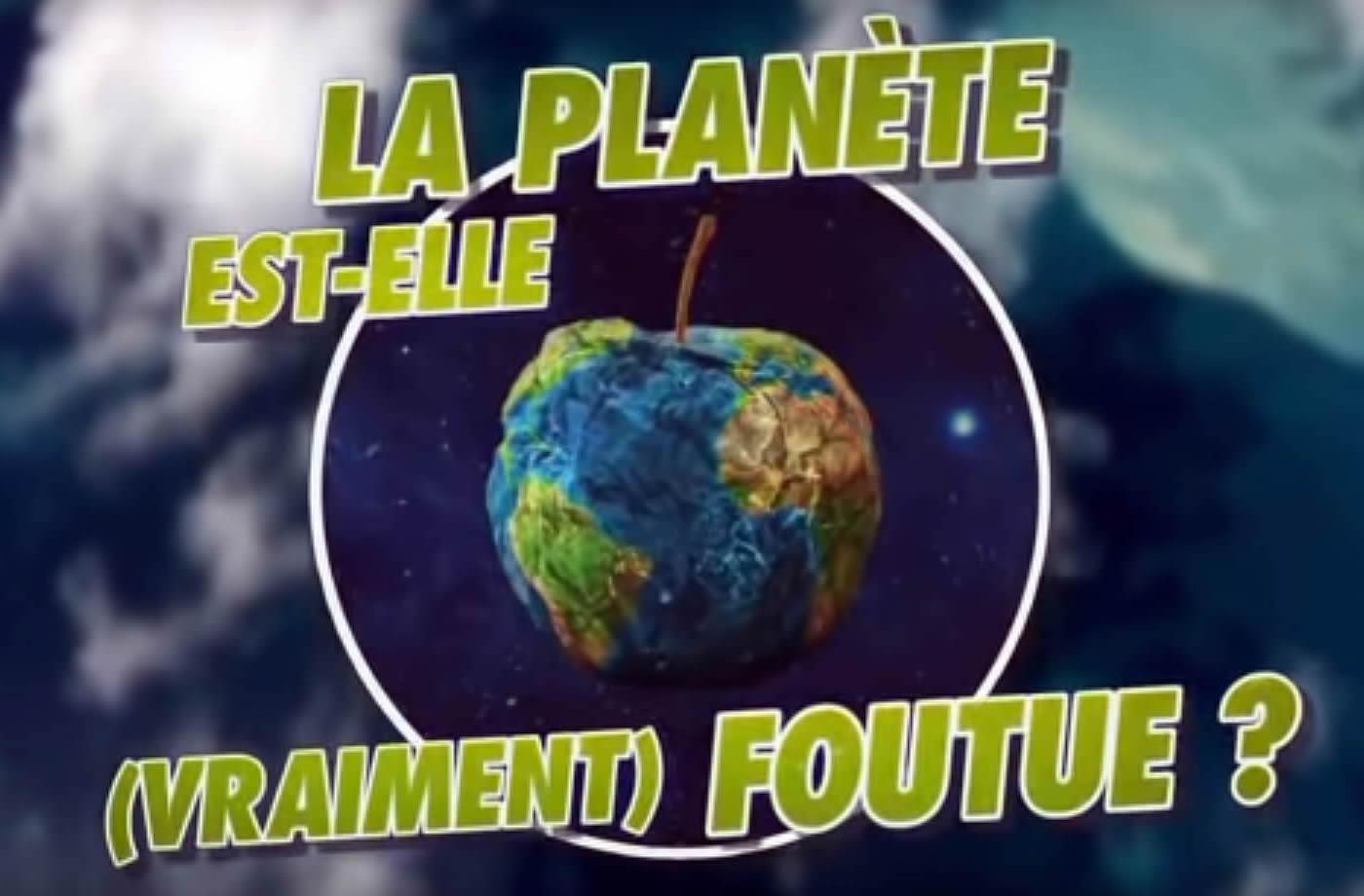 Blog : La planète est-elle vraiment foutue ? - different.land