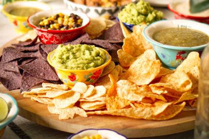 Image pour Repas anti-gaspi : Chips d'épluchures de légumes