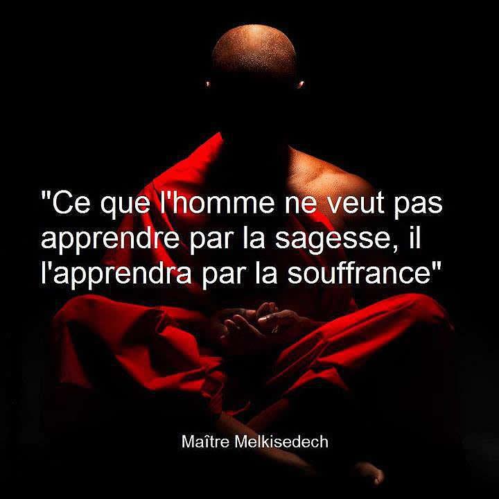 Citation : Maitre Melkisedech - different.land