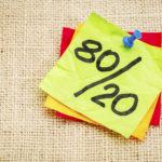 Image pour Comprendre et utiliser la loi des 80/20