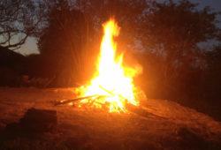 La conquête du feu