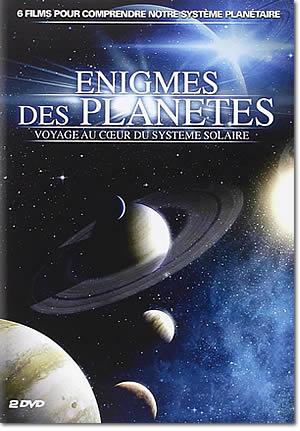 Enigmes des planètes
