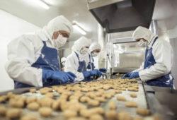 Eviter l'alimentation industrielle
