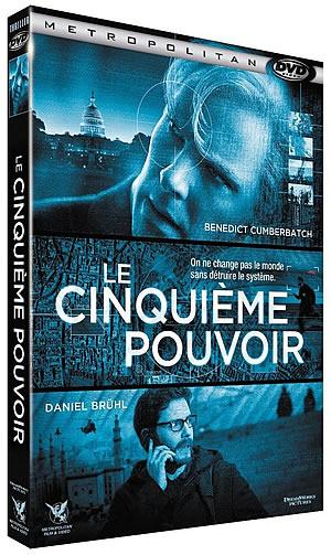 Film : Le 5ème pouvoir - different.land