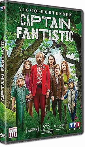 Film : Captain Fantastic - different.land