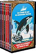 Les carnets du commandant Cousteau – Coffret 6 DVD