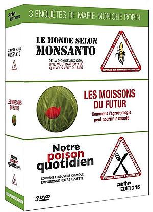 3 enquêtes de Marie-Monique Robin - different.land