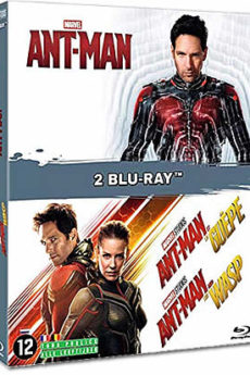 film : Coffret Ant-Man + Ant-Man et la Guêpe