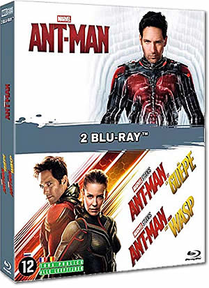 Films : Ant-Man + Ant-Man et la Guêpe - different.land