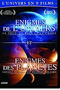 Coffret Enigmes de l'univers + Enigmes des planètes de Nic Stacey