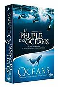 Coffret DVD : Le Peuple des océans + Océans de Jacques Perrin & Jacques Cluzaud
