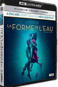 film : La forme de l'eau