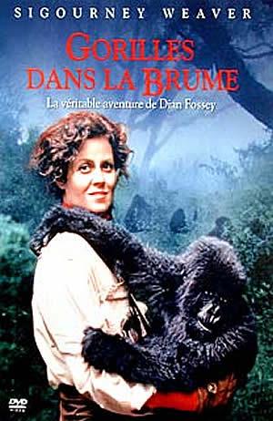 Film : Gorilles dans la brume