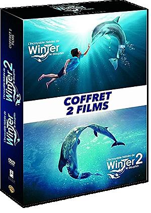 Film : L'incroyable histoire de Winter le dauphin 1 & 2 - différent.land