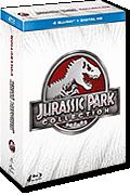 Jurassic Park Collection réalisé par Steven Spielberg