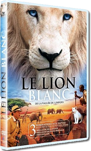 Film : le lion blanc de la vallée du Limpopo - différent.land