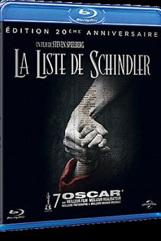 film : La liste de Schindler