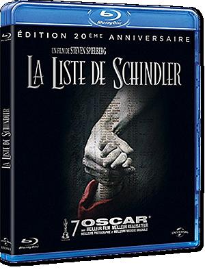 Film : La liste de Schindler - différent.land
