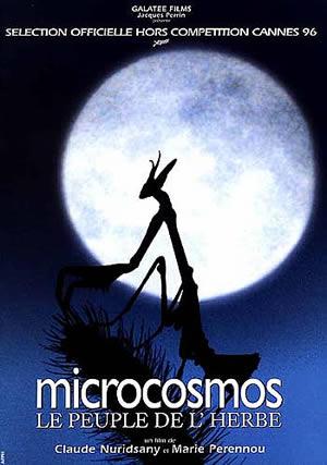 film : Microcosmos - le peuple de l'herbe
