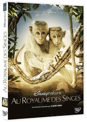 Film : Au royaume des singes - different.land