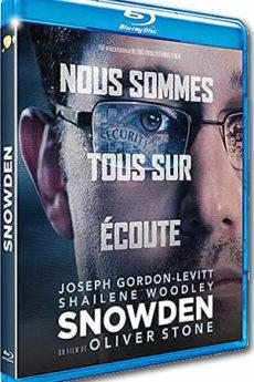 film : Snowden