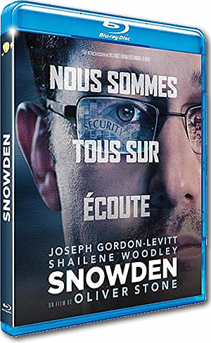 Film : Snowden - different.land