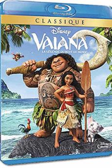 film : Vaiana, la légende du bout du monde