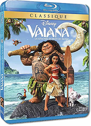 Film : Vaiana, la légende du bout du monde - different.land