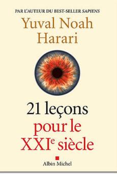 livre : 21 leçons pour le XXIe siècle