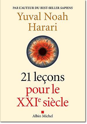 Livre : 21 leçons pour le XXIème siècle - différent.land