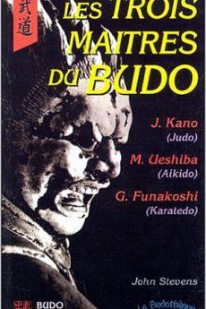 livre : Les trois maîtres du budō