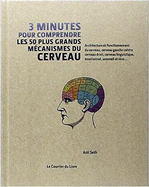 Livre : 3 minutes pour comprendre les 50 plus grands mécanismes du cerveau - different.land