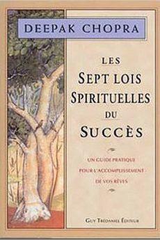 livre : Les sept lois spirituelles du succès