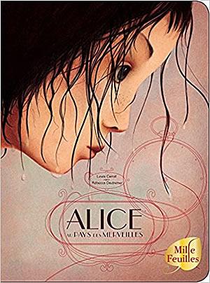 Livre : Alice au pays des merveilles - différent.land