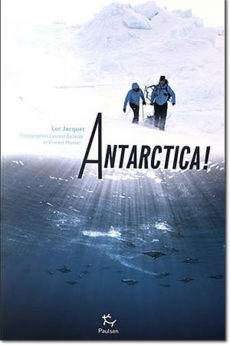 livre : Antarctica !