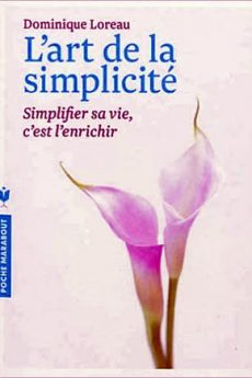livre : L'art de la simplicité