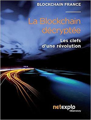 livre : la blockchain décryptée