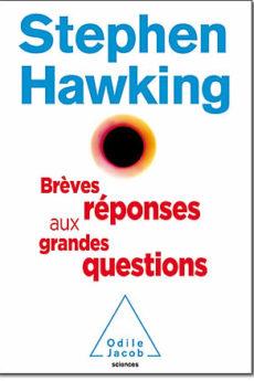 livre : Brèves réponses aux grandes questions